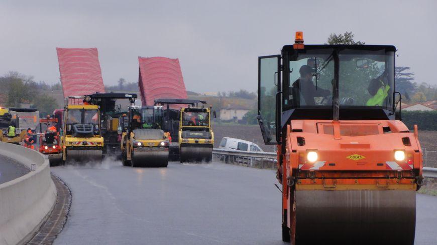 meilleur service les ventes chaudes plus grand choix de Autoroute A75 : un nouveau chantier de désamiantage est ...