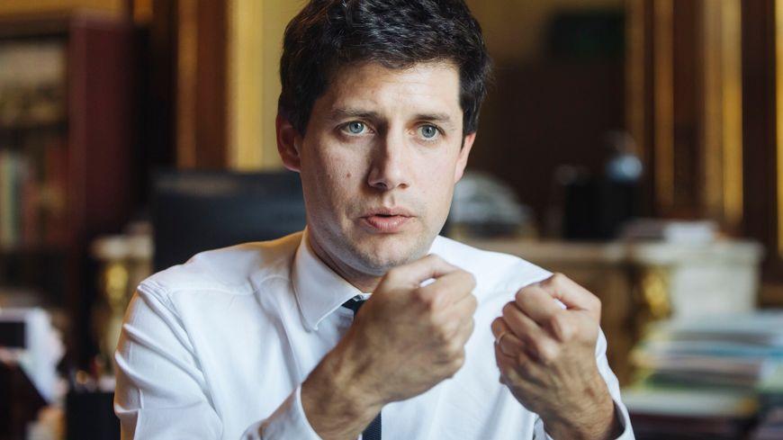Julien Denormandie, secrétaire d'état auprès du ministre de la cohésion des territoires