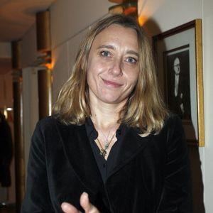 Virginie Despentes le 8 novembre 2010 à Paris.