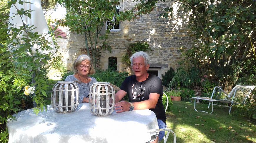 Patricia et Jean-Michel Blanlot