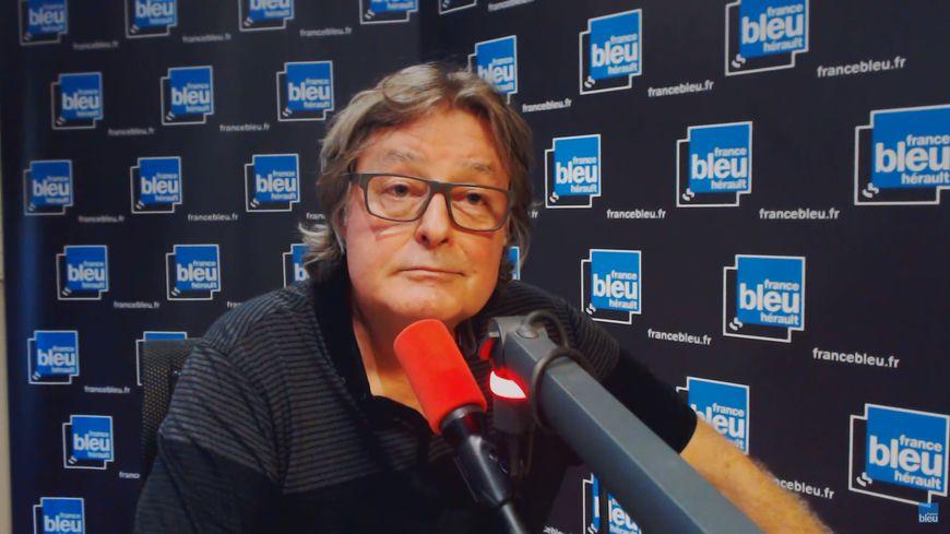 Serge Granger, le président du Montpellier Handball dans Tribune BLEU