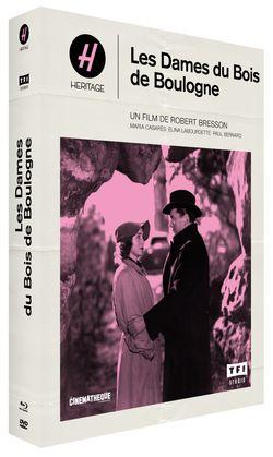 DVD Les Dames du Bois de Boulogne de Robert Bresson