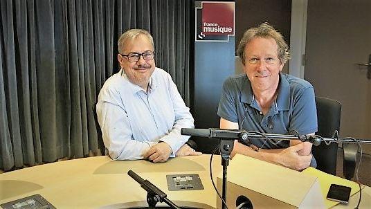 """France Musique, studio 131... Christophe Mirambeau : """"André Messager. Le Passeur de siècle"""""""