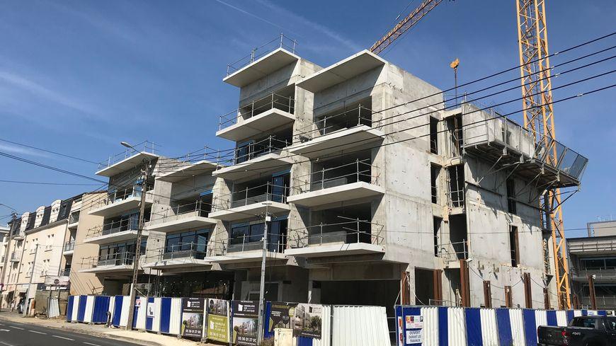 D'importants travaux restent en cours dans le centre ville de Mérignac.