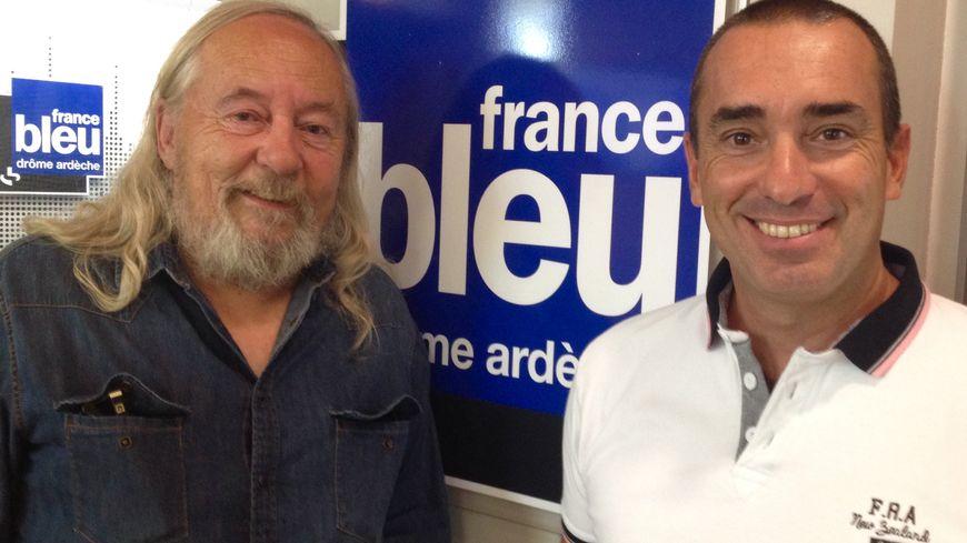 Patrice Horny et Florian Mouton