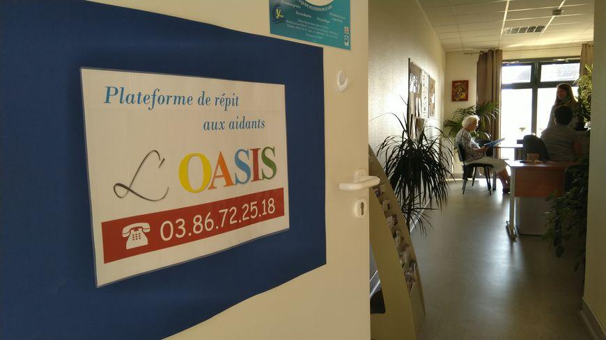 L'Oasis, lieu de répit à Auxerre