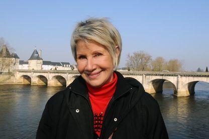 """Danièle Gilbert, ancienne animatrice de radio (Europe 1, RMC) et de télévision (notamment """"Midi Magazine"""" sur la Première chaîne, devenue TF1)"""