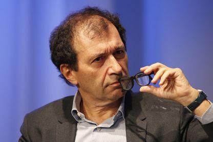 Daniel Cohen, directeur du département de l'Ecole normale supérieure à Paris en ocobre 2016