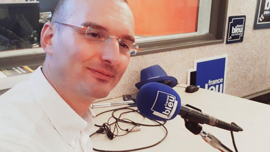 Pr Frédéric Dutheil, chef du Service Santé Travail Environnement au CHU de Clermont-Ferrand