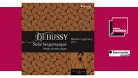 Sortie CD : Nikolaï Lugansky - Debussy : Suite bergamasque, works for solo piano