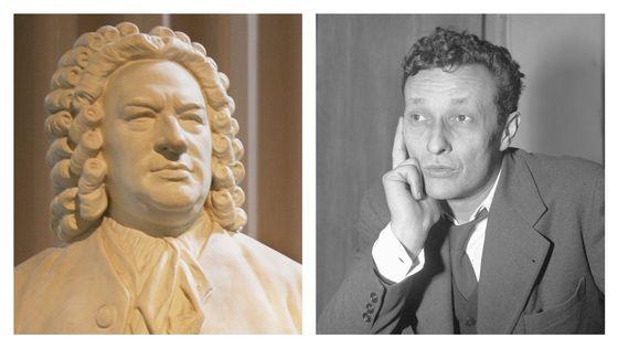 Bach et Jean-Louis Barrault