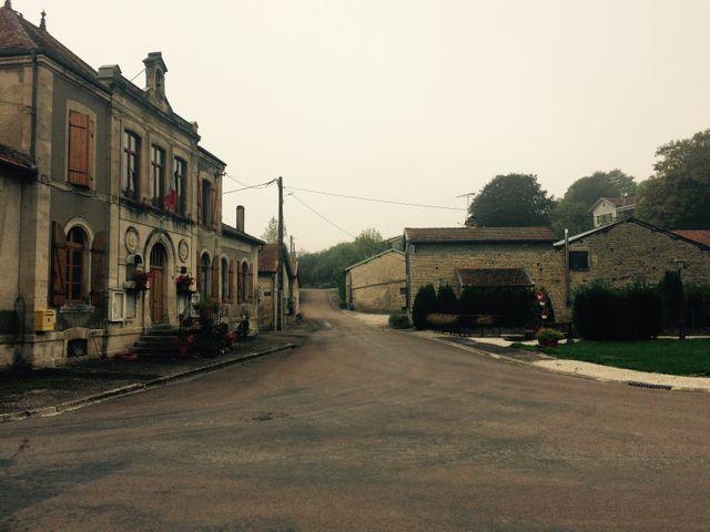 La mairie de Brachay, où Marine Le Pen était accueillie depuis 2012