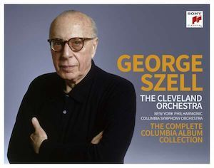 George Szell : The Complete Columbia Album Collection, SONY