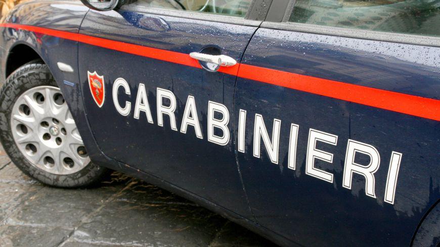 Illustration : les carabiniers italiens ont ouvert une enquête.