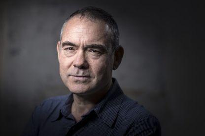 Christophe Boltanski, journaliste, écrivain et chroniqueur à Paris le 27 septembre 2017.