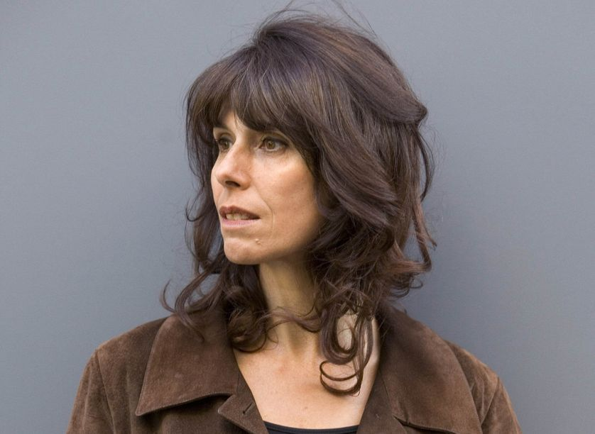 Portrait de Nathalie Léger