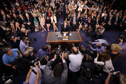 Le début de l'audition de Brett Kavanaugh devant le Sénat