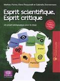 Esprit scientifique, Esprit critique, vol.2