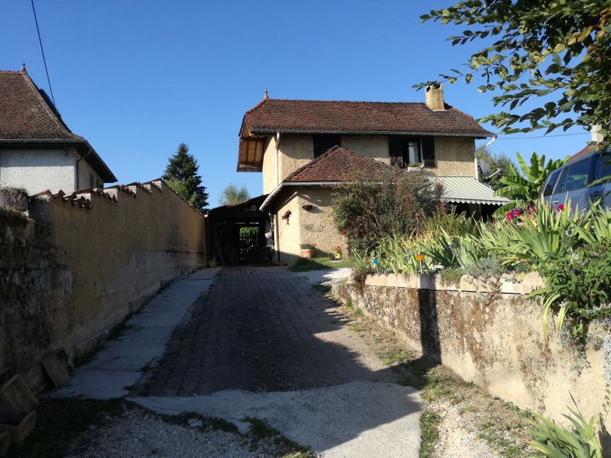 La maison des parents de Nordahl Lelandais à Domessin, en Savoie