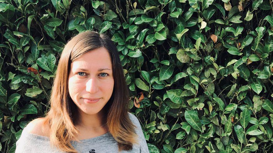 Aude Feuillet, 25 ans et originaire de Grand-Camp a déjà beaucoup voyagé.