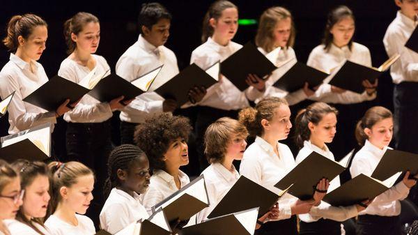 """""""Bang !"""", chœur d'enfants et musiciens de l'Orchestre de Paris"""