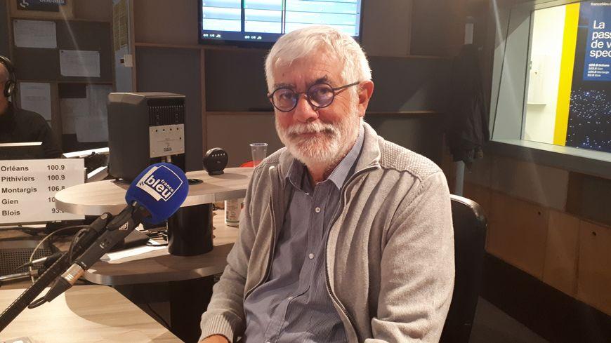 Laurent Baude, le maire de Semoy