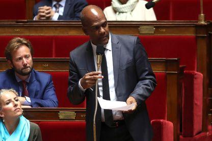 Serge Letchimy, député apparenté Nouvelle Gauche de Martinique, président du parti progressiste martiniquais