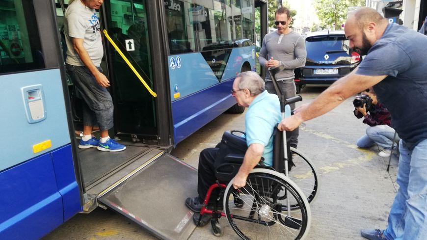 Le parcours du combattant des personnes à mobilité réduite