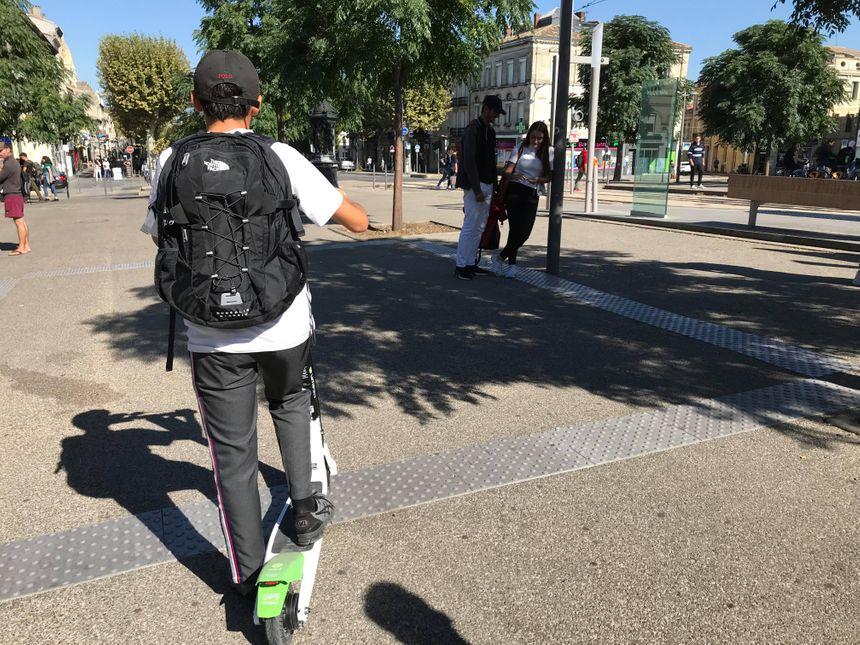 Certains ont déjà testé, roulant jusqu'à 25 km/h dans les rues de Bordeaux.
