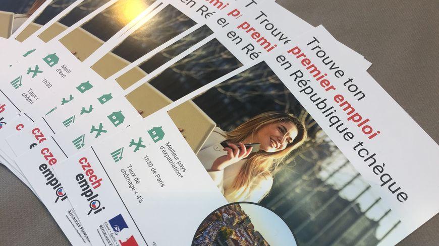 Le dispositif cible surtout les jeunes diplômés qui ont du mal à trouver du travail en France.