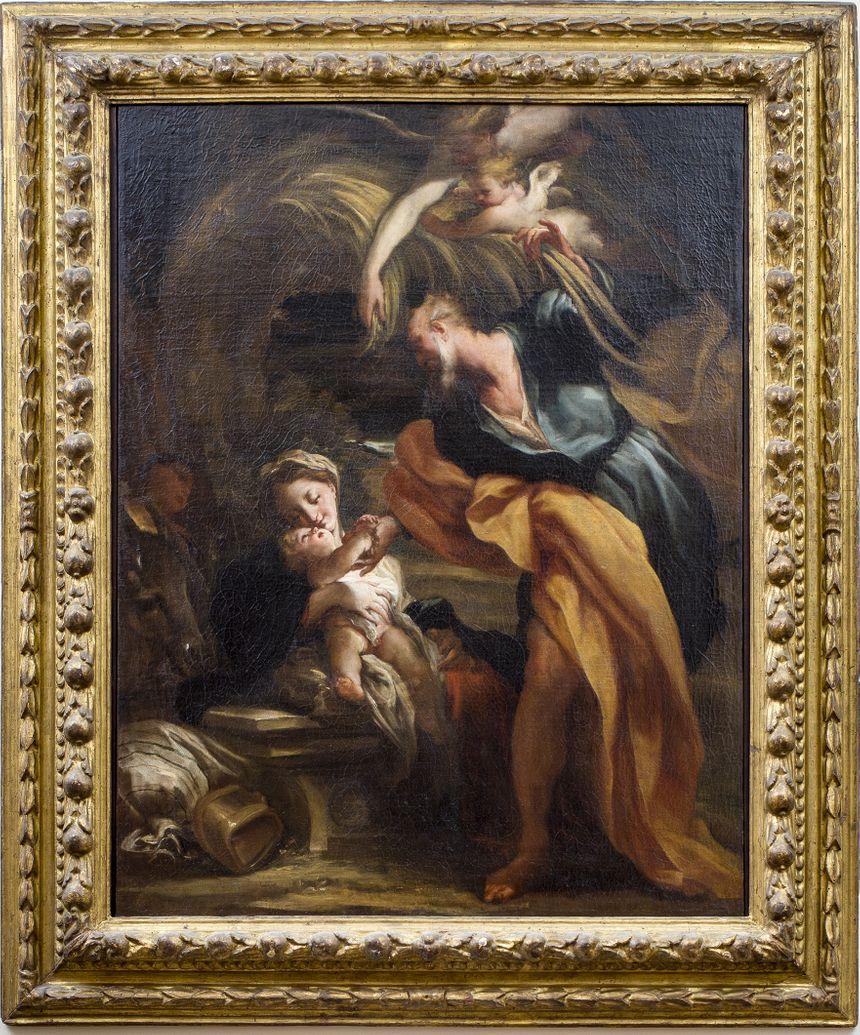 Don des Motais de Narbonne au Musée d'Orléans
