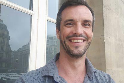 Xavier Gobin, producteur du Phare Circus
