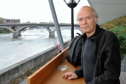 Pascal Quignard, écrivain, à Toulouse le 2 novembre 2011