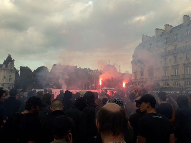 Rassemblement place Saint-Michel lundi 3 septembre pour ouvrir la mobilisation autour du procès des agresseurs de Clément Méric.