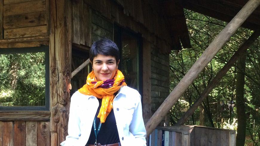 Sarah Barracco, responsable de la programmation du Domaine de Longchamp