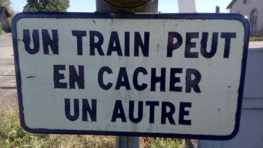 Plus aucun train ne passe à proximité de Tantonville ou de Sion.
