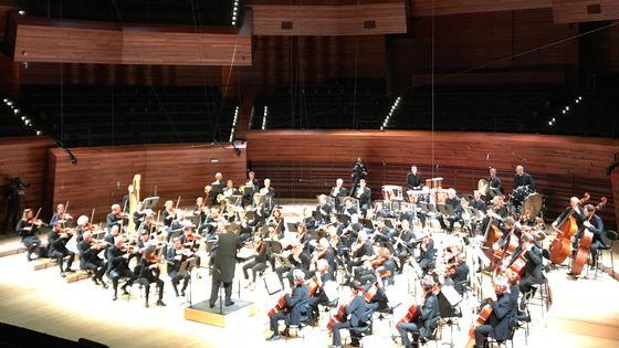 Orchestre philharmonique de Radio France dirigé par Andris Poga