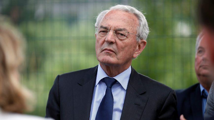 L'Eurodéputé mayennais, Jean Arthuis, rejoint La République en marche.