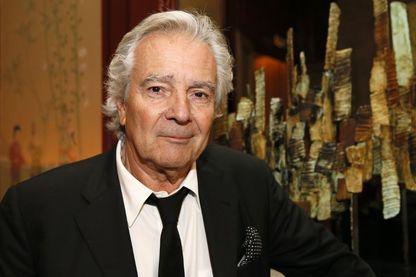 """L'acteur français Pierre Arditi est actuellement à l'affiche de la pièce """"Le Tartuffe"""" de Molière, au théâtre de la Porte Saint-Martin."""