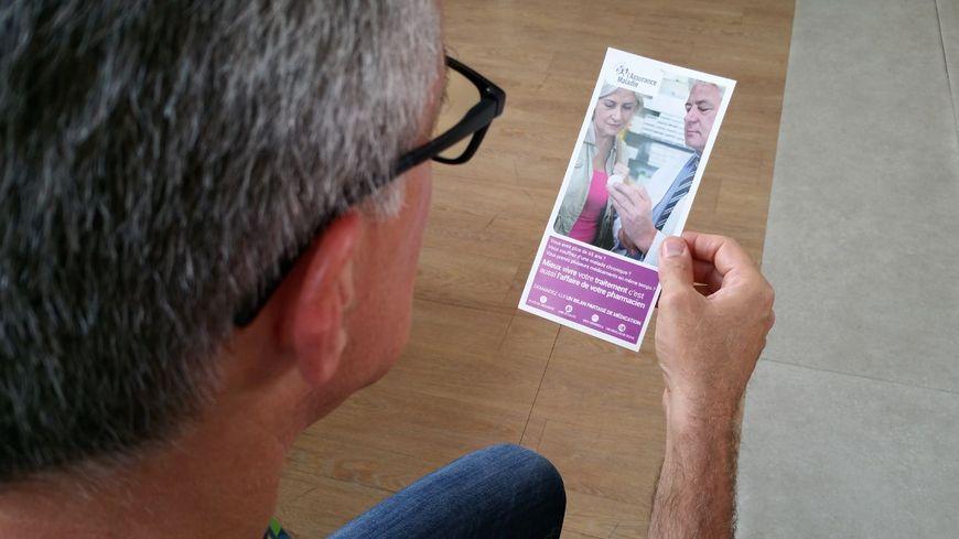 D'ici quelques semaines, les flyers d'information devraient être envoyés aux patients.