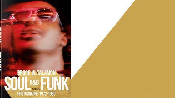 """Couverture """"Soul, R&B, Funk"""" de Bruce W. Talamon"""