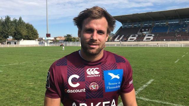 Depuis huit jours, Yann Lesgourgues est redevenu un joueur de rugby