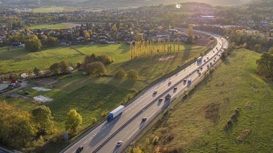 Une partie de l'autoroute passera à 3 voies