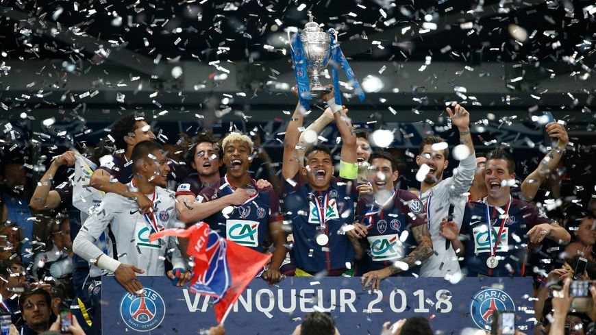 Le PSG, vainqueur en finale de la Coupe de France face aux Herbiers la saison passée, remet son titre en jeu
