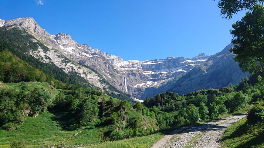 Le cirque de Gavarnie, dans les Hautes-Pyrénées