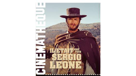 Il était une fois Sergio Leone à la Cinémathèque française, exposition du 10 octobre 2018 au 27 janvier 2019