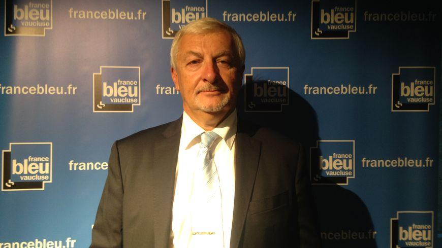 L'Inspecteur d'académie, Christian Patoz, était ce lundi matin sur France Bleu Vaucluse