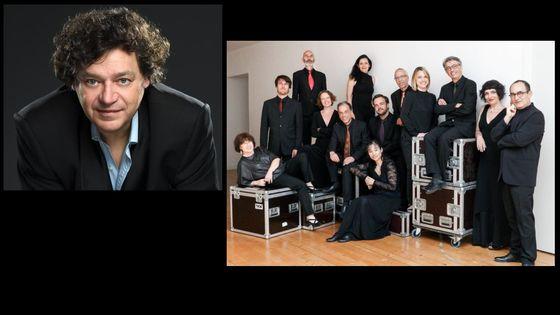 Philippe Schoeller par C Abramowitz (Radio France) et Musicatreize par Anne Loubet