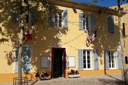 Mairie de Castellar (06)