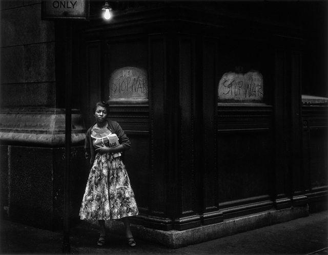 Dave Heath, Chicago, 1956 © Dave Heath / Collection Torosian,